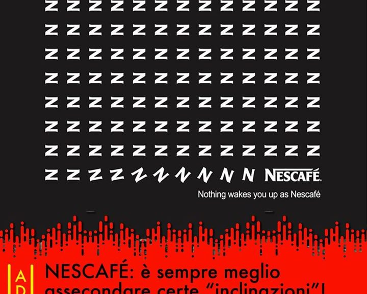 Nescafe Advertising