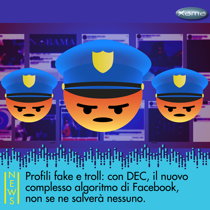 Profili fake facebook