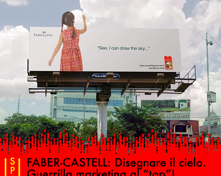 Faber-Castell guerrillamarketing