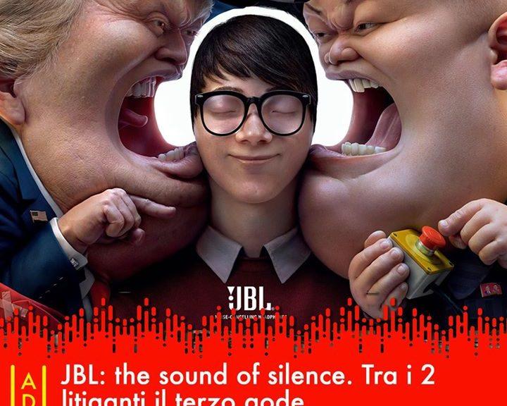 JBL: The sound of Silence. Tra i due litiganti il terzo gode jbl