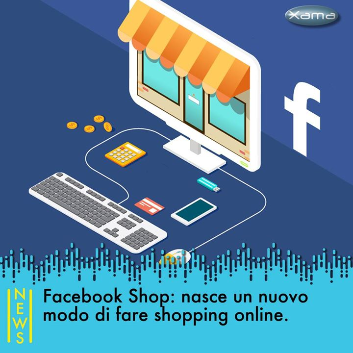 Il mercato cambia e Facebook risponde con 🛒 Facebook Shop. È un sito, una vetrina, 🛍 un e-commerce facebook shop